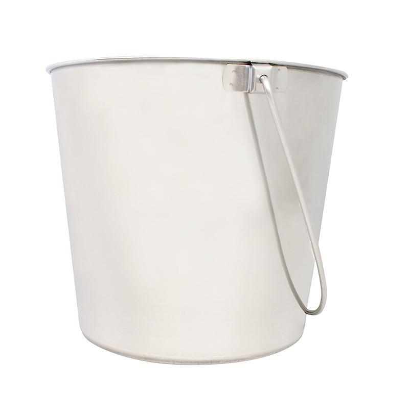 Zeez Stainless Steel Bucket 8.5L