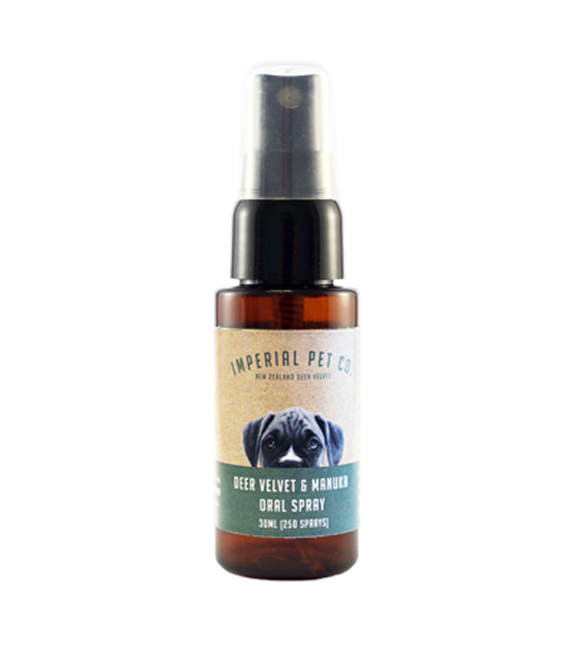 Deer Velvet & Manuka Oral Spray
