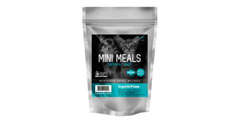 Mini Meals Chicken & Turkey 500g (Local Store Pick-Up Only)