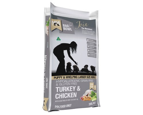Meals For Pups Turkey & Chicken Grain-Free