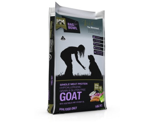 Meals For Mutts Single Protein Goat GF