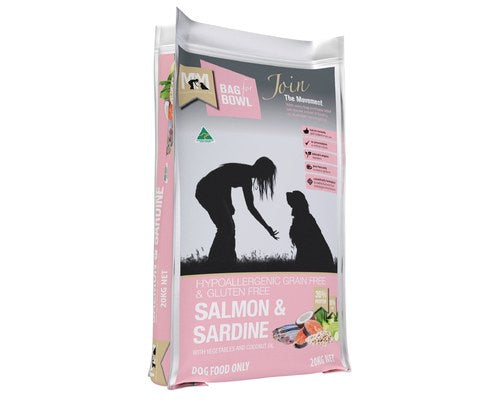 Meals For Mutts Salmon & Sardine GF