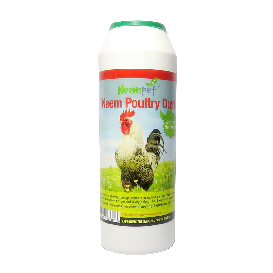 Neempet Poultry Dust 500g