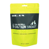 Freeze Dry Australia Chicken Breast Chunks 100g