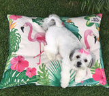 Indie Boho XL Pet Bed