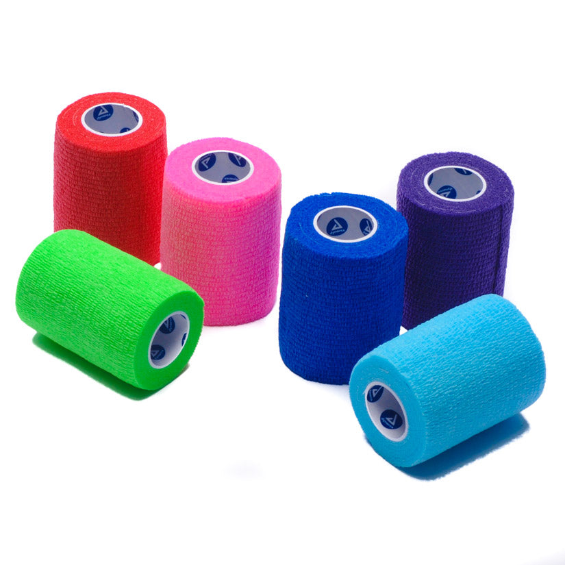 Wrap It Cohesive Non-Woven Bandage