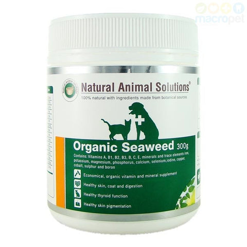 Natural Animal Solutions Nature's Organic Seaweed 300g