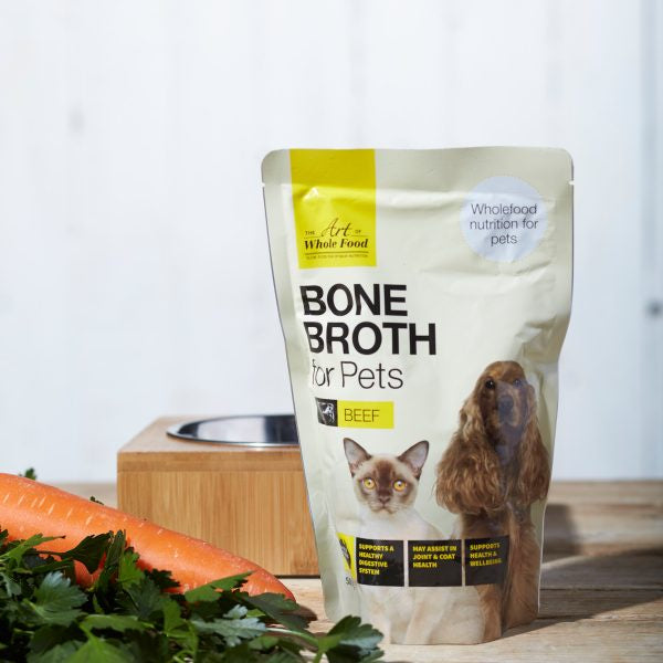 Bone Broth for Pets 500g