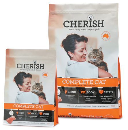 Cherish Complete Cat Food