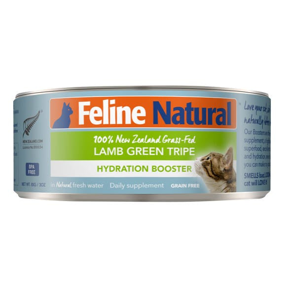 Feline Natural Lamb Green Tripe Canned 85g