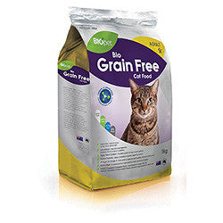 Biopet Cereal & Grain-Free Adult Cat Food
