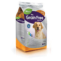 Biopet Cereal & Grain-Free Adult Dog Food