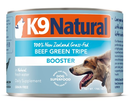 K9 Natural Beef Green Tripe Canned