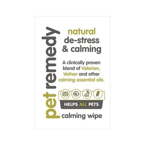 Pet Remedy Wipe (Single)