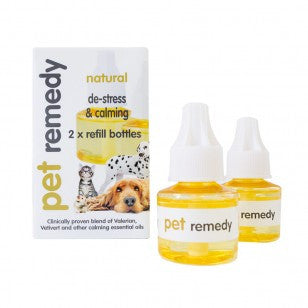 De-Stress & Calming 2 x Refill Bottles for Plug-In Diffuser