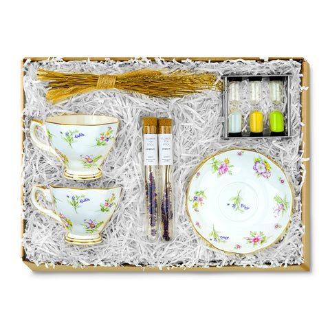 Time For Tea Box - Gifts For Her
