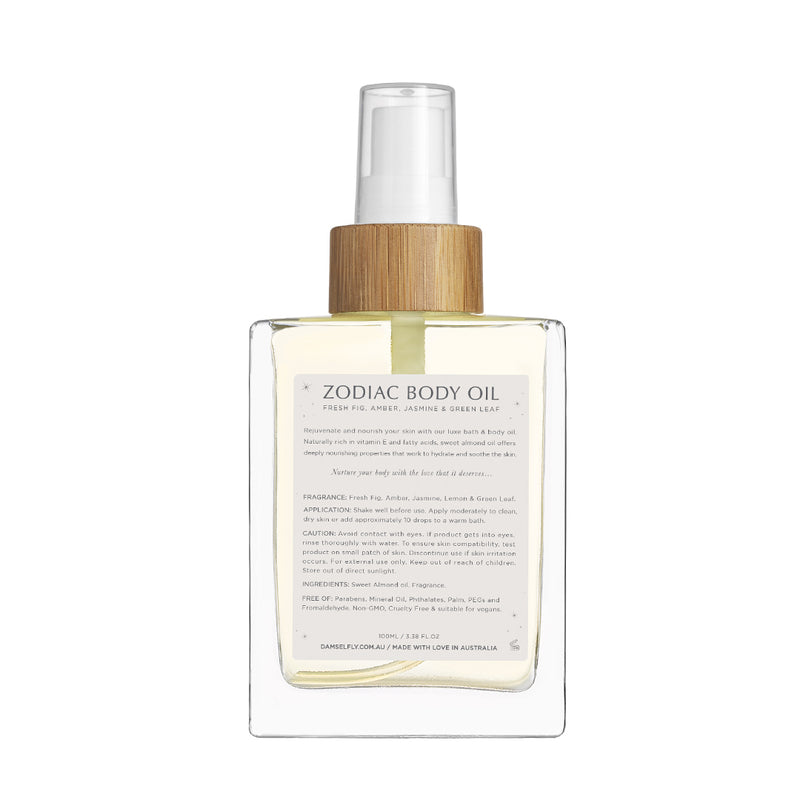 Gemini - Body Oil