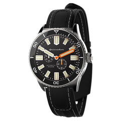 Spinnaker SPINNAKER Mens HASS Automatic Watch with Genuine Leather Strap SP-5032-01