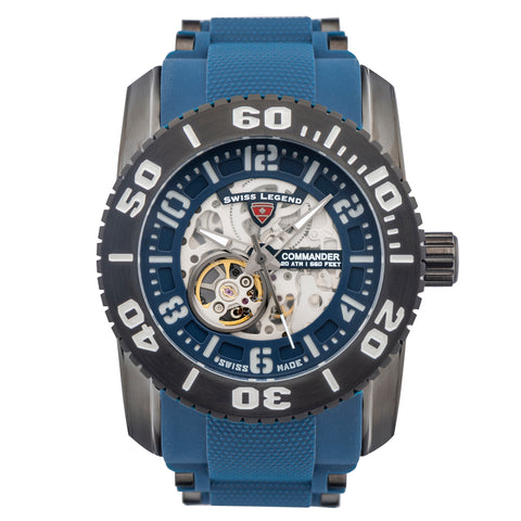 Swiss Legend SL-10068A-BB-03-BLU