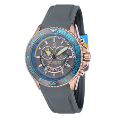 Spinnaker SPINNAKER Mens AMALFI Quartz Chronograph Big Date with Stainless Steel Bracelet SP-5021-0A