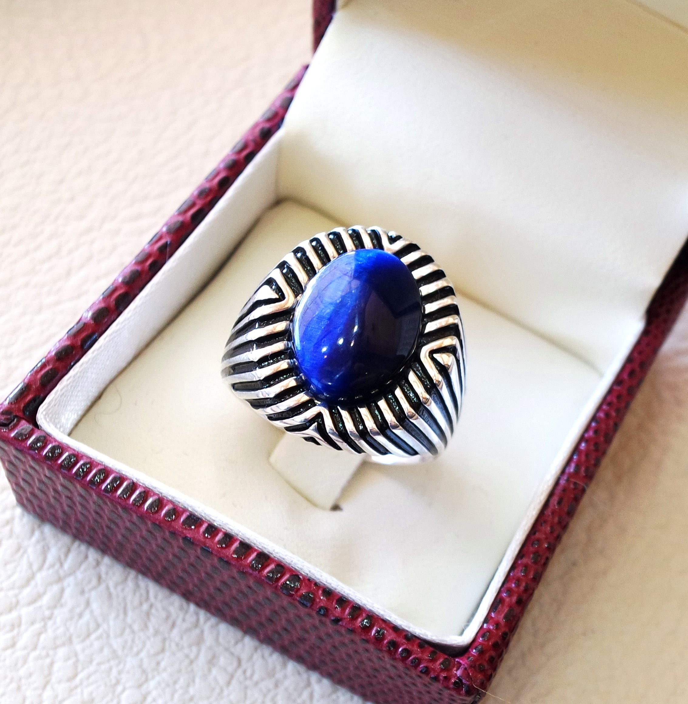 carats com created blue sizes amazon ring silver stone to mens sapphire rings sterling dp