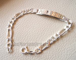 engraved us men for maman bracelet en personalized merci infinity x man