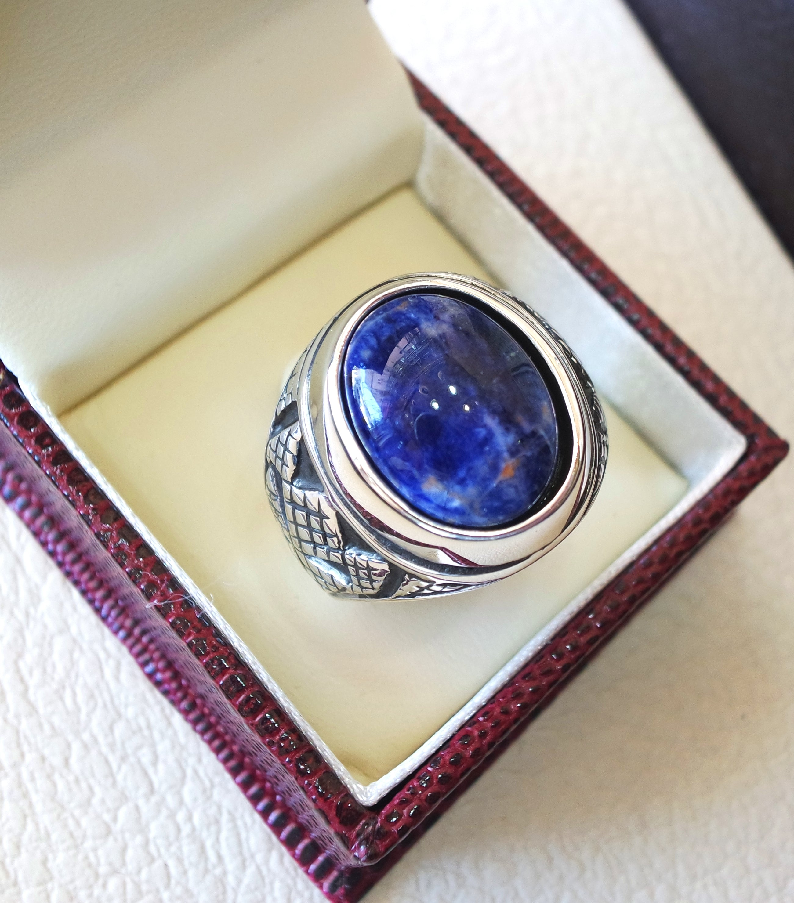 emily jessie original jewelry products royal image gemstone store blue ring stone thai thumbnail online