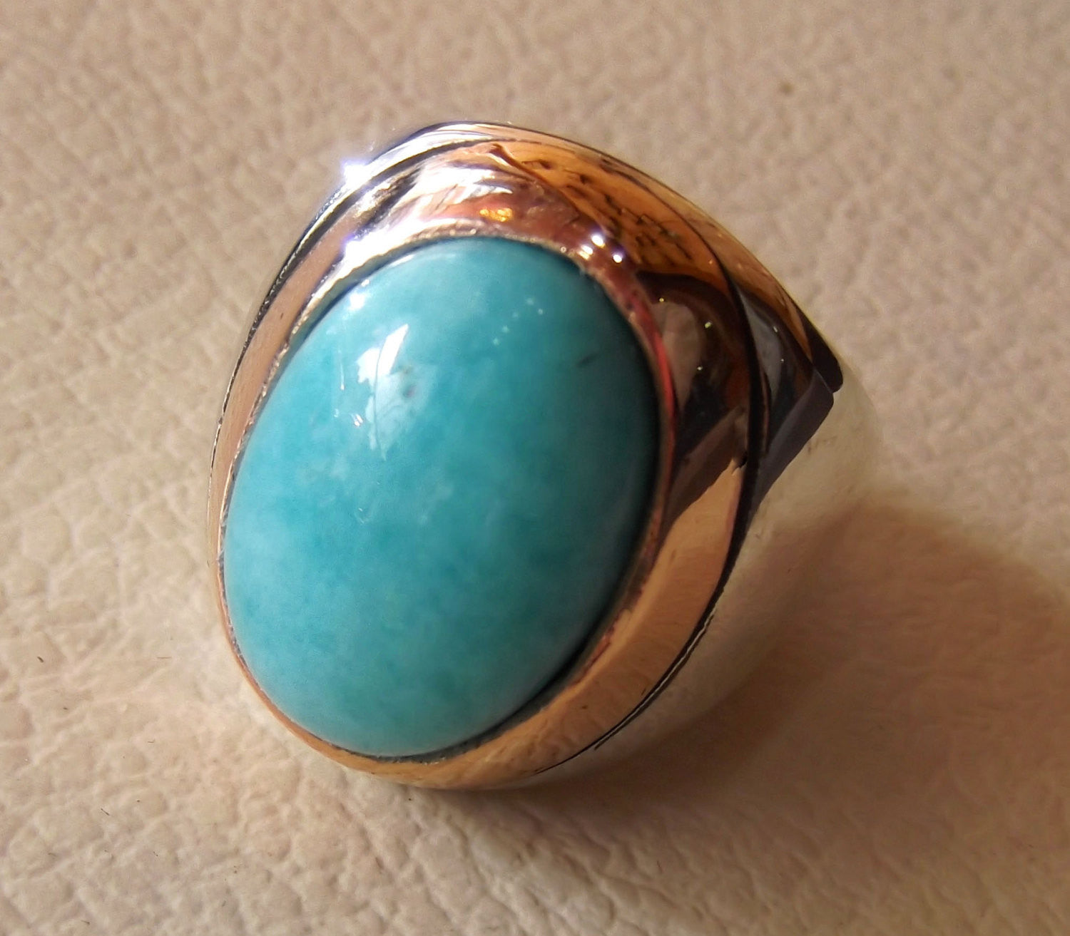amazonite sky blue natural semi precious gem oval cabochon stone ...