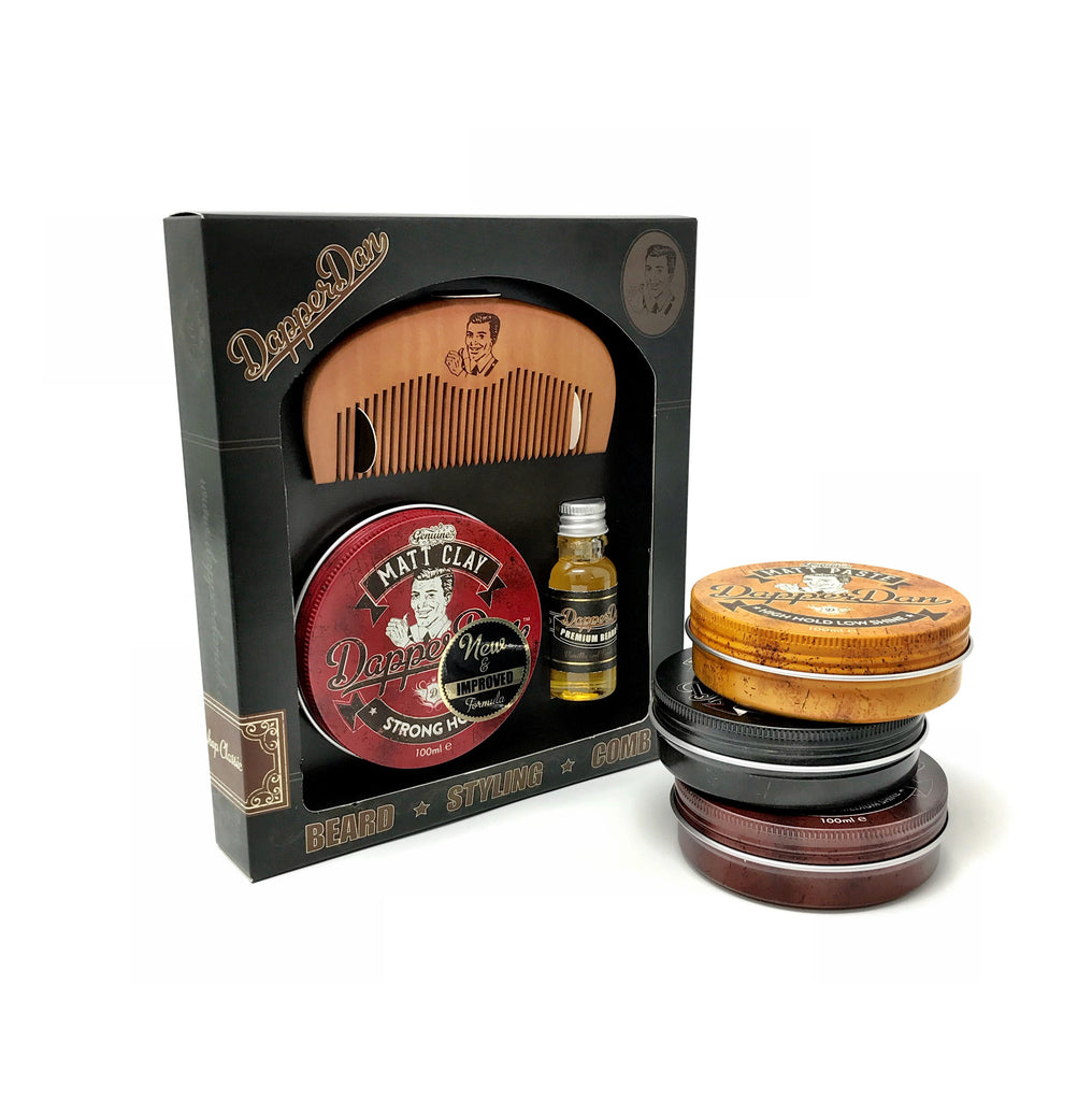 """HAIRY MAN"" COMBO GIFT SETS"