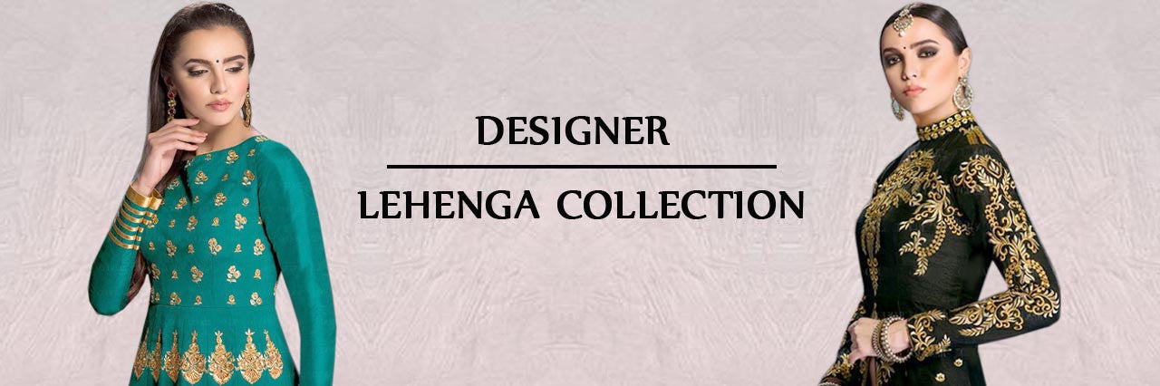 Designer Lehenga Collection