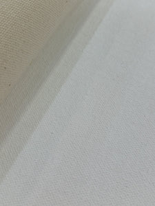 12oz Primed Indian Cotton 2.1m wide - St Kilda Art Supplies and Canvas Stretching - Prahran