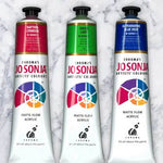 Jo Sonja Acrylic Gouache 75ml - St Kilda Art Supplies and Canvas Stretching - Prahran