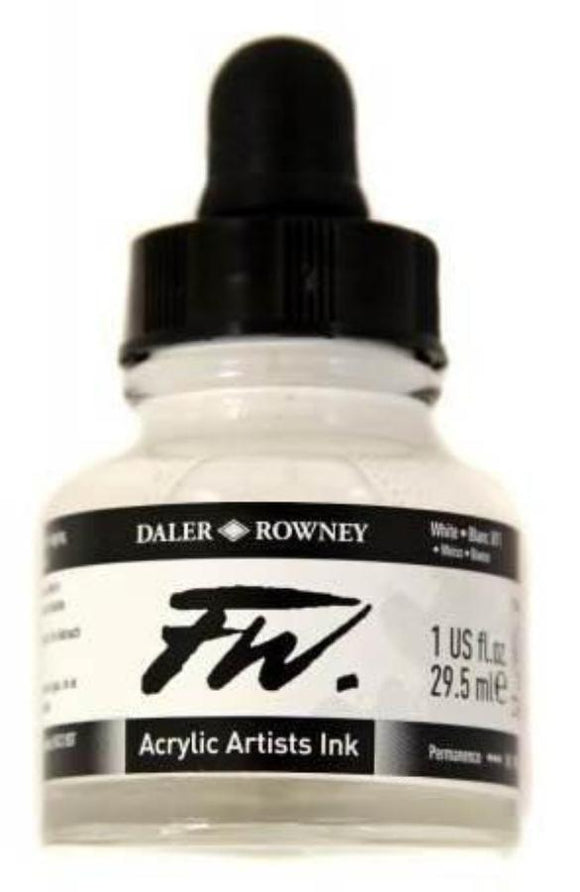 FW INK Acrylic Daler-Rowney - St Kilda Art Supplies and Canvas Stretching - Prahran