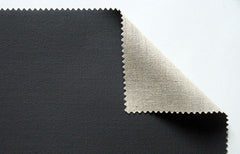 "Belle Arti Universal Primed Black Linen preferred by Thierry B. ""Requires quote for shipping"""