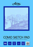 Como Sketch Pads 210 gsm - St Kilda Art Supplies and Canvas Stretching - Prahran