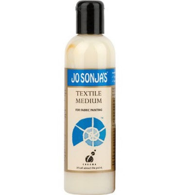 Jo Sonja's Textile Medium 237ml