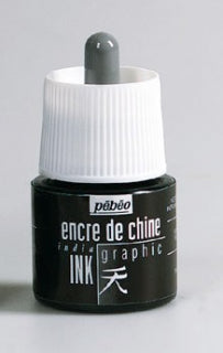 Pebeo Indian Ink Encre de Chine - St Kilda Art Supplies and Canvas Stretching - Prahran