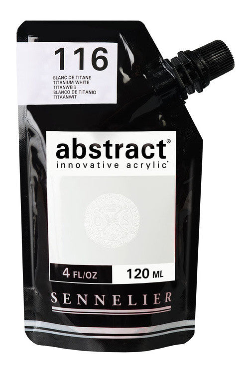 Sennelier Abstract Innovative Acrylic 120ml 60 Colours