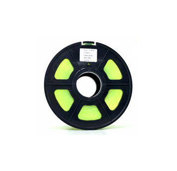 1.75mm PLA 3D Printer Filament Lime Green (1kg Spool 2.2 lb)