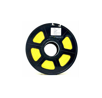 1.75mm PLA 3D Printer Filament Yellow (1kg / 2.2 lb)