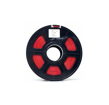 1.75mm Red PLA (1kg / 2.2 lb)