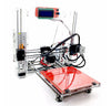 RepRap Guru DIY RepRap Prusa I3 3D Printer Kit V2 Clear with LCD