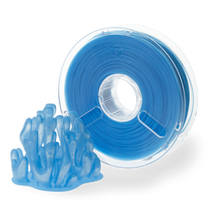 Polymaker PolyPlus™ PLA Translucent Colour Blue
