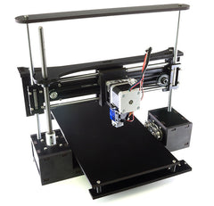 Q3D Two-Up V3 Complete DIY 3D Printer Kit (heated bed optional)