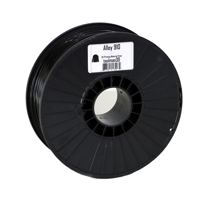 Taulman 3D Alloy 910 Black 3D Filament