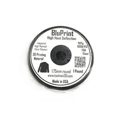 Taulman 3D BluPrint CoPolymer Natural 3D Filament