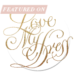 Vicky Rowe real bride featured on Love My Dress