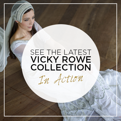 See the current Vicky Rowe collection in action