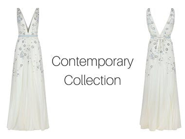 Vicky Rowe Contemporary Wedding Dresse