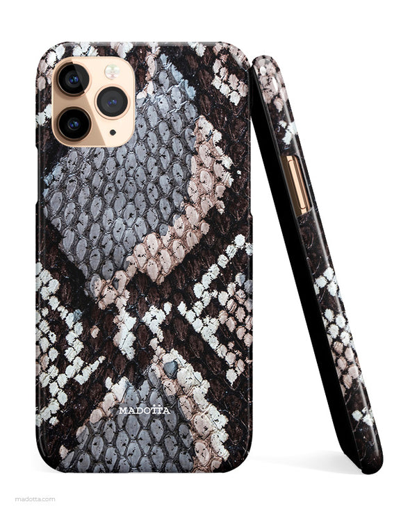 Python Snakeskin Texture iPhone Case hide